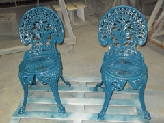 Garden-furniture-bead-blasted